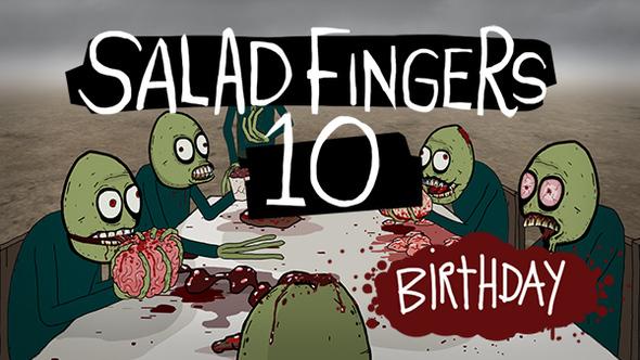 Salad Fingers 10