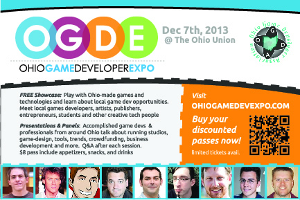 Ohio Game Dev Expo 2013!