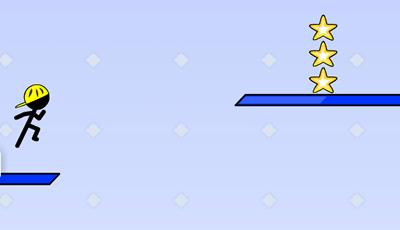 stickman runner screenshot