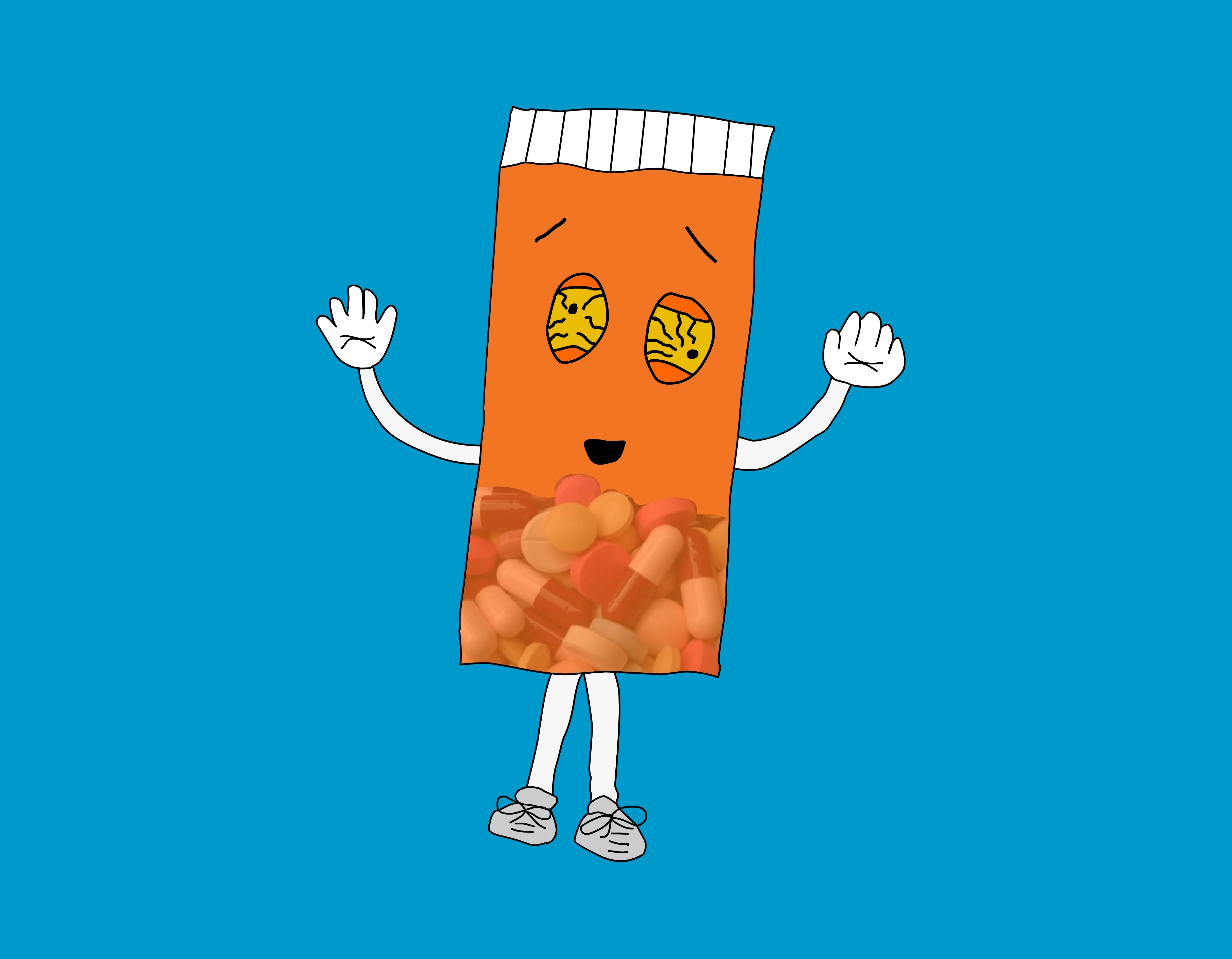 Dr. Pills!