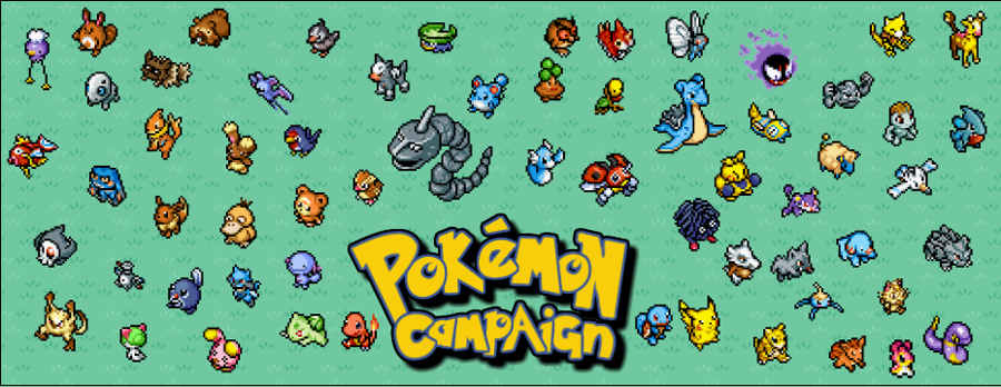 Pokemon Campaign
