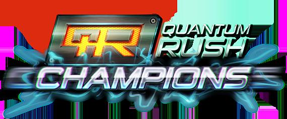 Quantum Rush: champions Logo