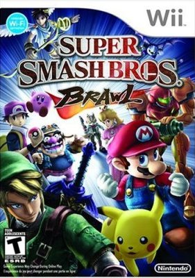 Super Smash Bros Brawl....