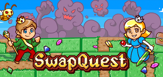 SwapQuest now out on the App Store!