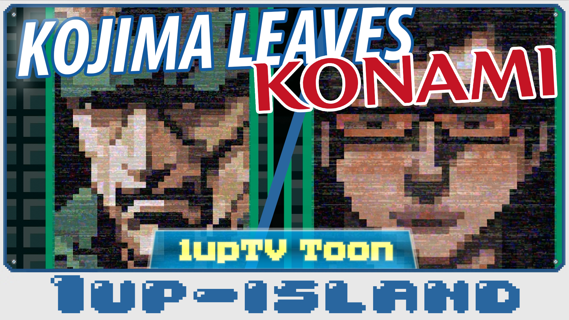Kojima Leaves Konami