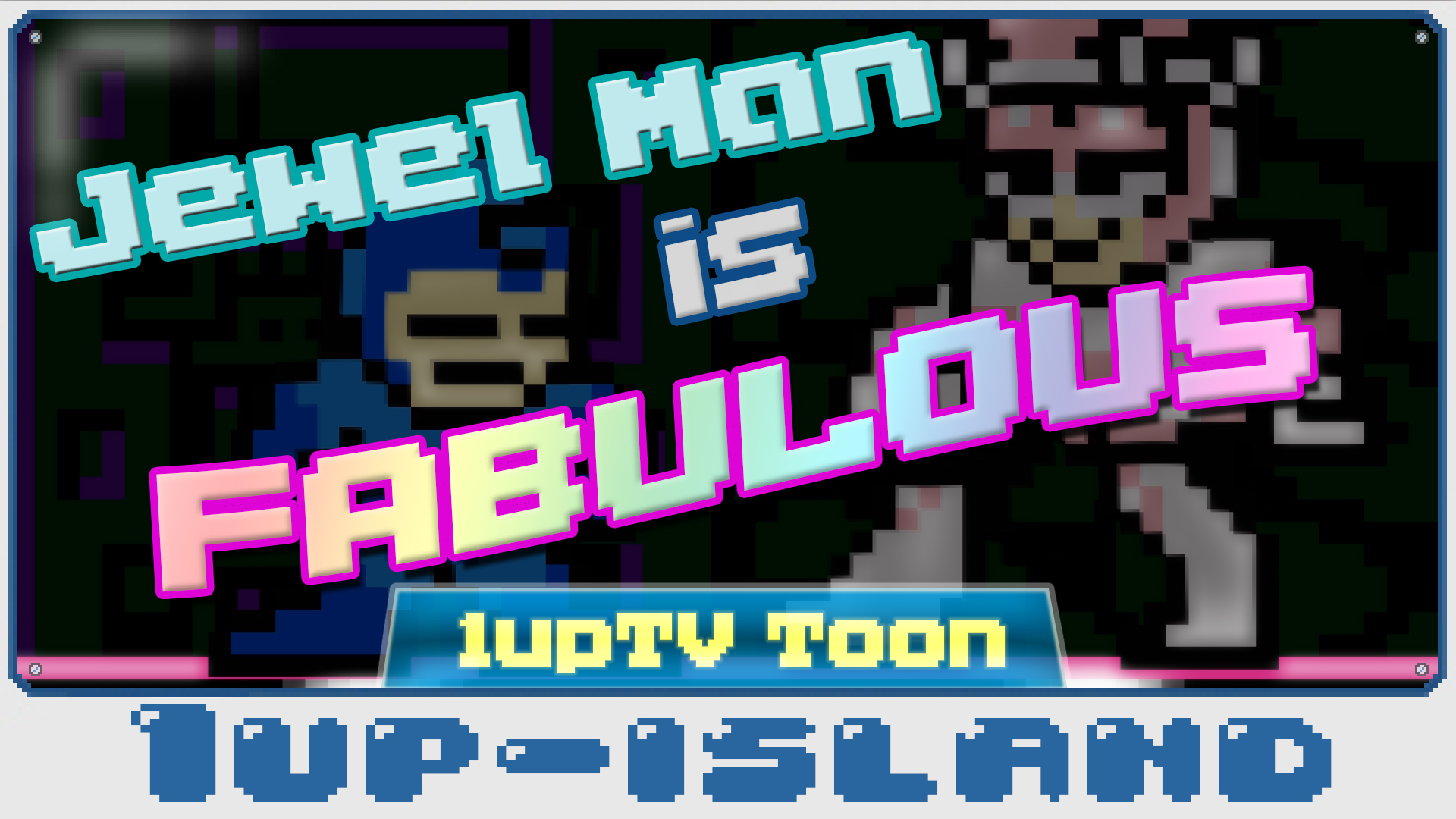 Jewel Man is Fabulous