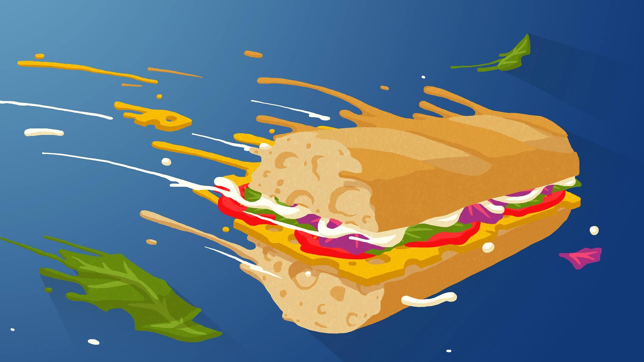 Sandwich styleframe