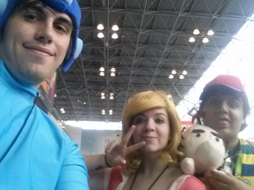 Me with Ness and Paula