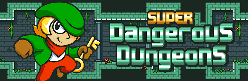 Super Dangerous Dungeons now out on App Store!