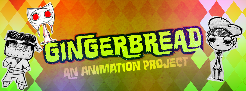 Project Gingerbread Header