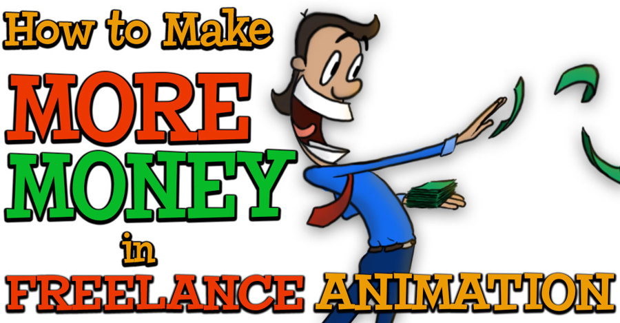 how to make more money and getting through a freelance animation plateau by stephen brooks at rubberonion animation