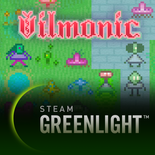 Vilmonic on Steam Greenlight