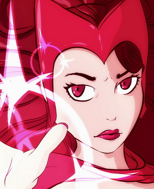 scarlet witch avatar