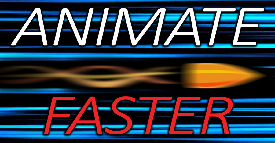 how to animate faster 5 efficiency tips for animators by stephen brooks at rubberonion