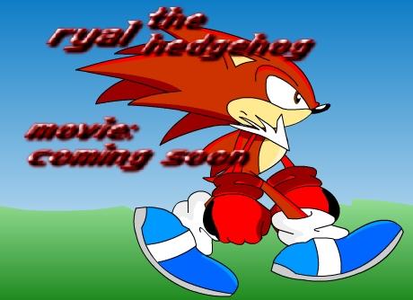 ryal the hedgehog