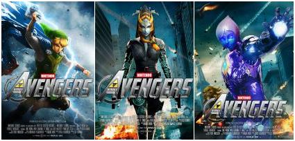Hyrule Avengers by HaleyJay