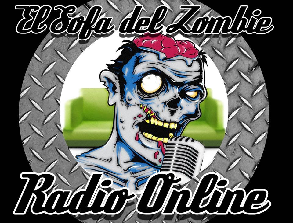 Antiguo Logo de El Sofa Del Zombie (Radio Online)