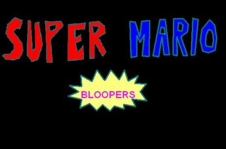 Super Mario Bloopers is here !