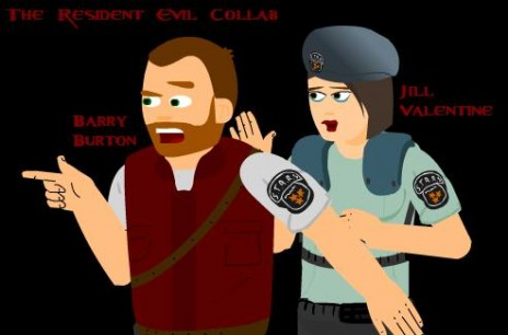 Resident Evil Collab Entry