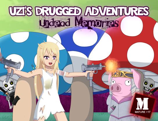 Uzi Game Cover