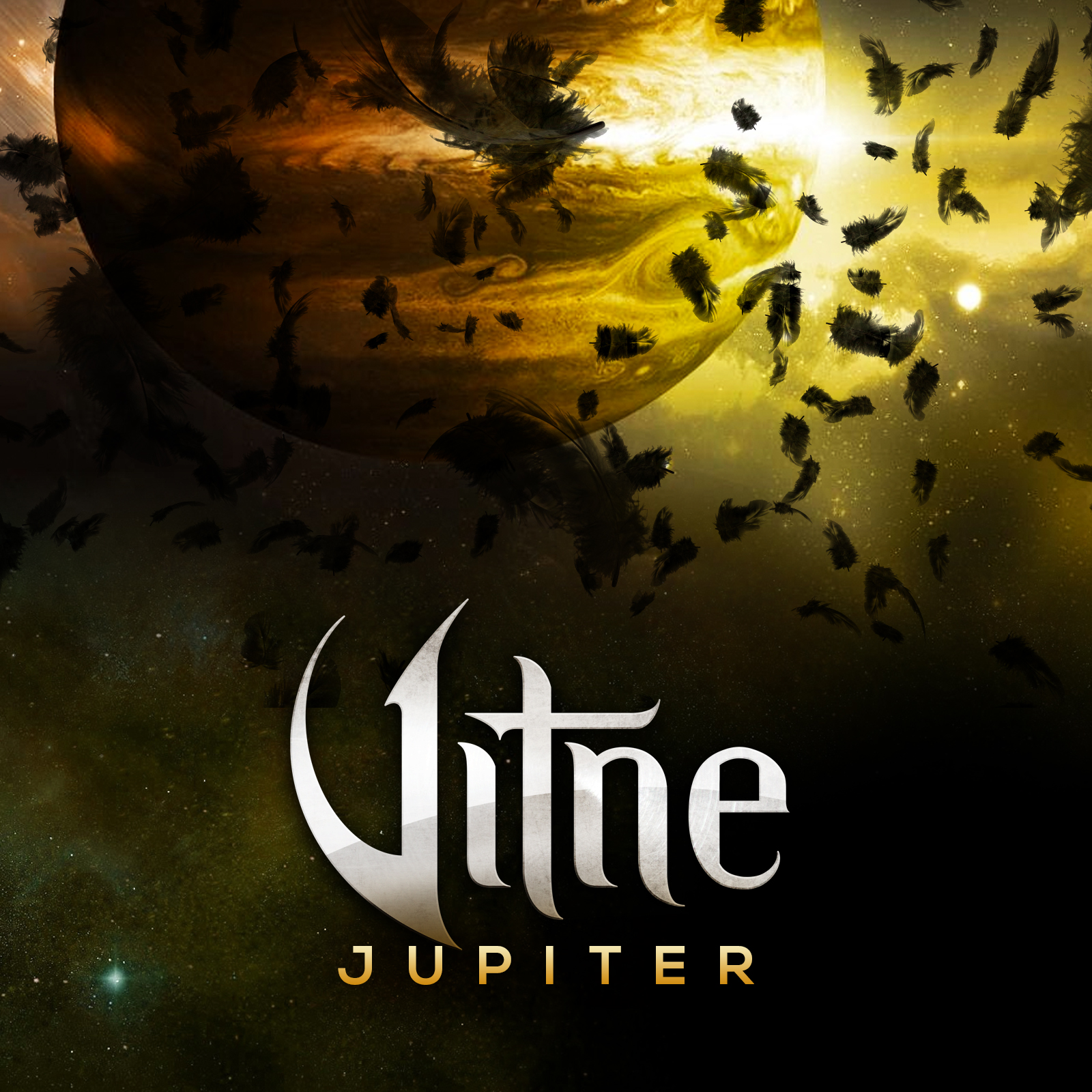 New Vitne album 2017 Jupiter