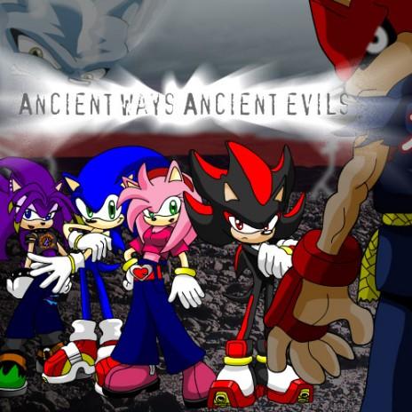 Ancient Ways Ancient Evils DELAYED !!!