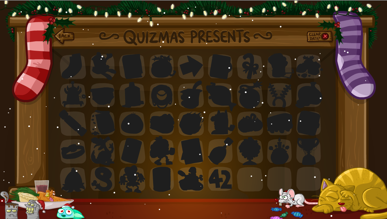 Quizmas Presents