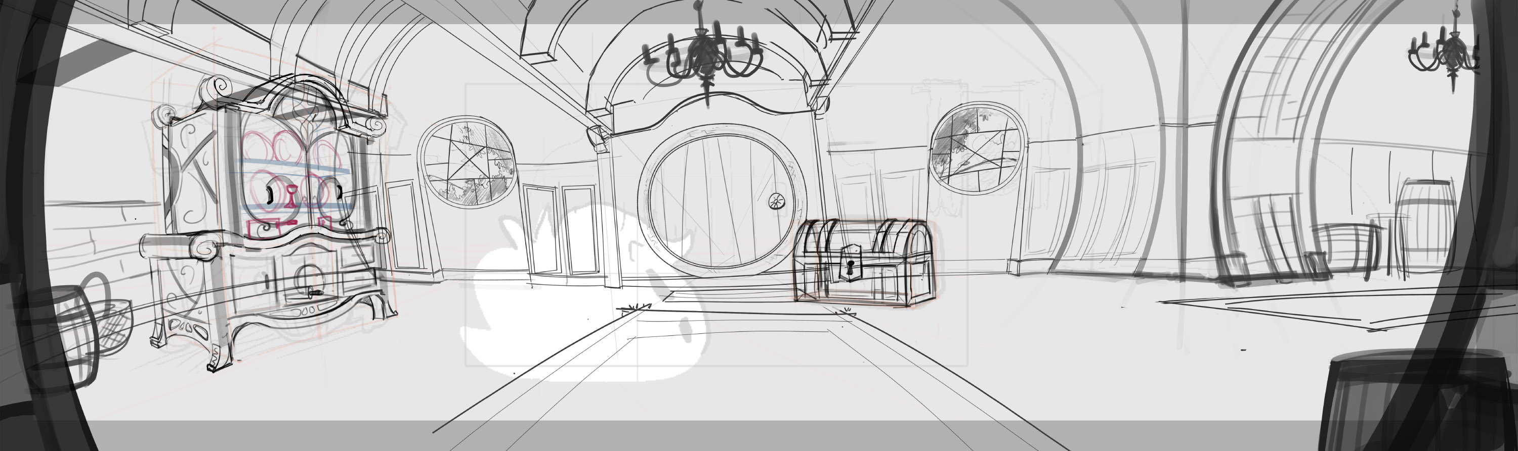 background rough