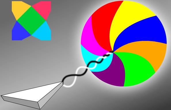 FlxLightPuzzle Demo logo