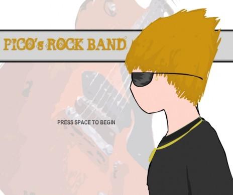 Pico's Rock Band