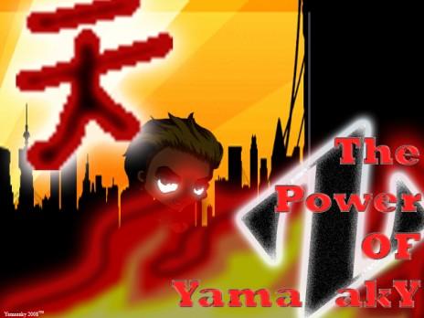I'm the great yamazaky