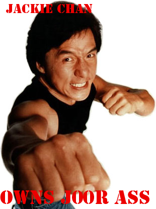 Fav martial artist seen in movie/TV show?