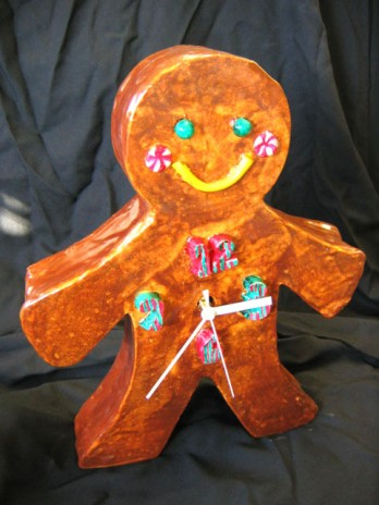 Gingerbreadclock : )))))))))))))))))))))))))))))))))))))))))))