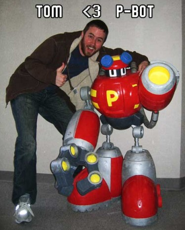 The Rise of P-Bot..........
