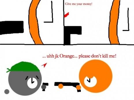 Simple comic of me!