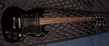 New Guitar. Yessss...