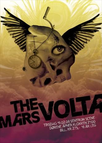 THE MARS VOLTA - Poster