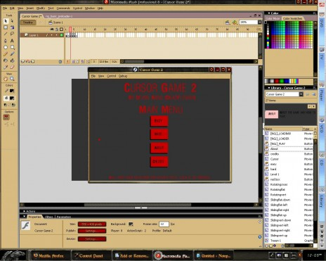 Comming Soon: Cursor Game 2