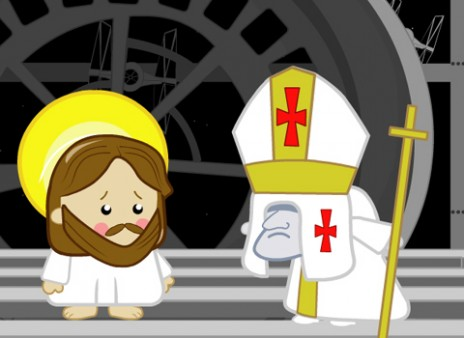 requested...Episode #13: Pope Wars