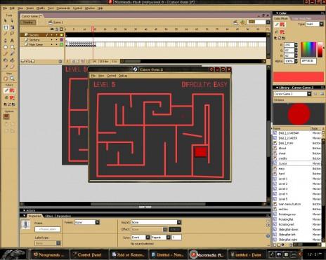Comming Soon: Cursor Game 2 (Update)