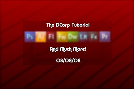 The DCorp Tutorial