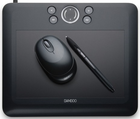 The cheapest wacom tablet in the world.