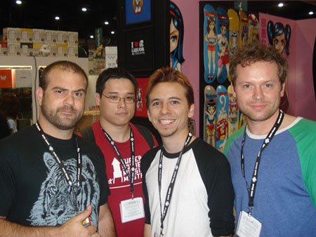 SuperNews at Comic-Con!