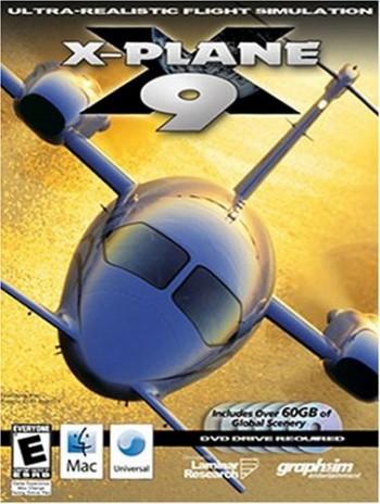 X-Plane 9!  Teh Awsum!