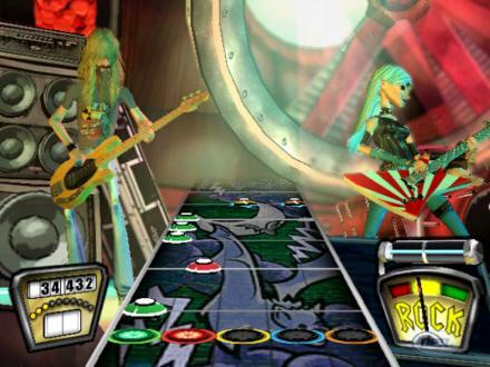Guitar Hero III Guitar Hero IV and Guitar Hero V