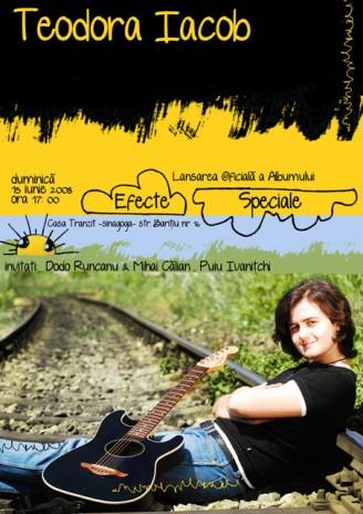 Teodora Iacob's new album