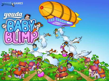 New release by YOUDAGAMES:  BABY BLIMP