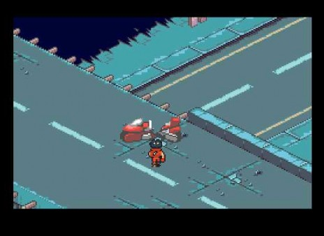 akira 16 bit taking a while
