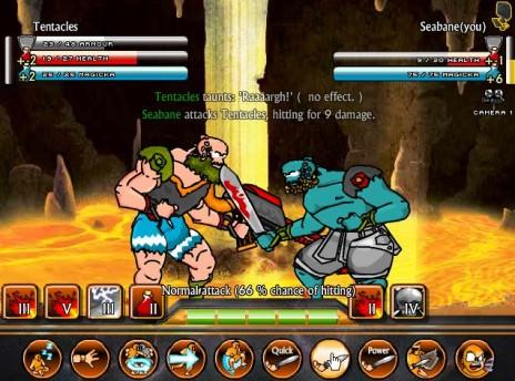 Swords & Sandals III: 90% complete, new battle montage video.