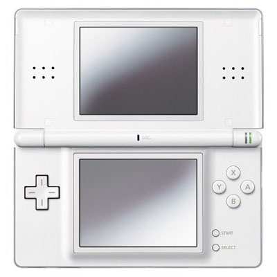 playing ds